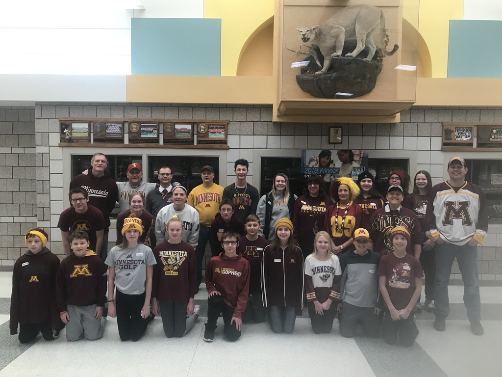 Gopher/Hat Day