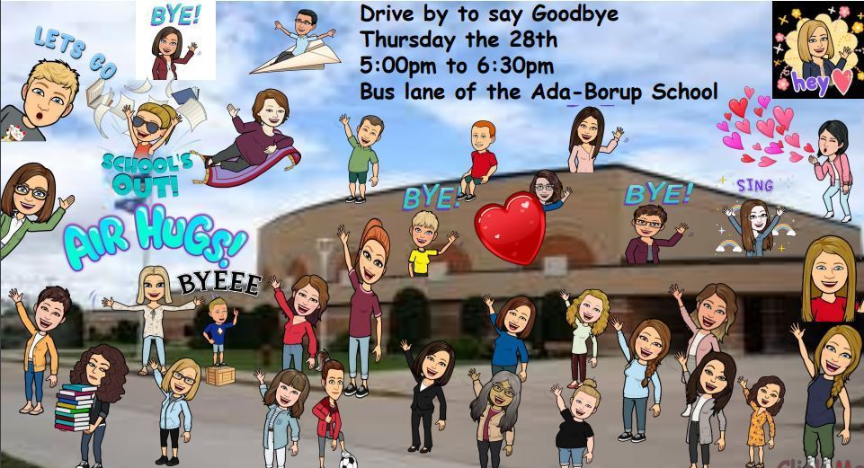 Drive By to Say Goodbye
