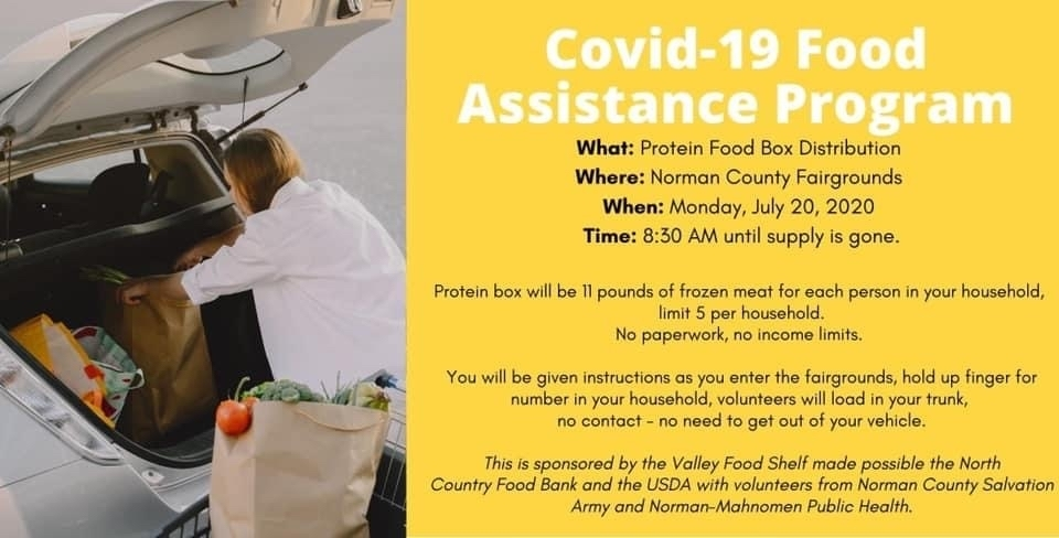 Covid-19 Food Assistance Program